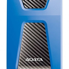 HDD Extern A-DATA DashDrive Durable HD650, 2.5inch, 1TB, USB 3.0 (Albastru)