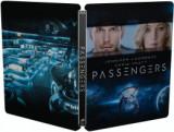 Pasagerii / Passengers - Blu-Ray 2 Discuri (3D + 2D) (Steelbook editie limitata) Mania Film