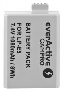Acumulator camera compatibil LP-E5 7,4V 1080mAh Li-Ion Tip Canon EverActive CamPRO