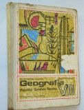 Manual Geografie - clasa a VIII-a 1980