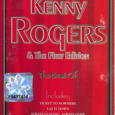 Caseta Kenny Rogers & The First Edition – The Best Of, originala