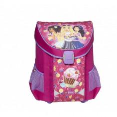 Ghiozdan scoala Easy, LEGO Core Line - design roz Friends Cupcake