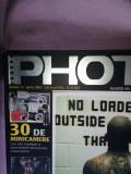 Revista PHOTO Magazine, de artă și tehnică fotografică, aprilie 2006