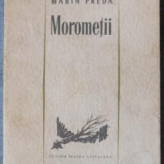 Marin Preda - Moromeții (ediția a VII-a, revăzută)