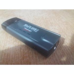TV TUNER USB HAUPPAGE WINTV-HVR 900H HYBRID ANALOG+DIGITAL DVB-T FUNCTIONAL