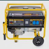 Generator Curent POWERMAT