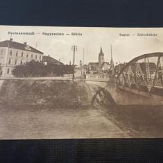 Sibiu  Sagtor Zibinsbrucke