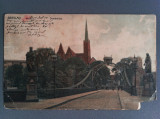 Cumpara ieftin Carte poștală litografie Breslau Dombrucke, Circulata, Printata