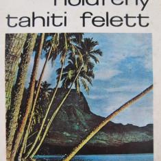 Holdfeny Tahiti felett - Lucjan Wolanowski