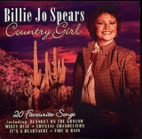 Cumpara ieftin CD Original - Billie Jo Spears - Country Girl