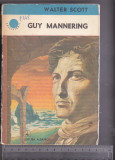 Bnk ant Walter Scott - Guy Mannering, Albatros