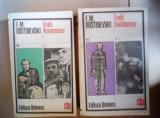 Fratii Karamazov – F. M. Dostoievski