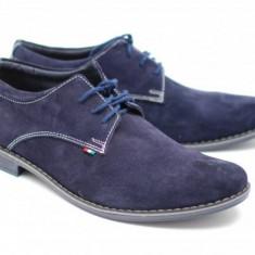 Pantofi eleganti din piele naturala - Made in Romania VELBLM