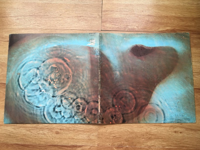 PINK FLOYD - MEDDLE (1971,HARVEST,FRANCE) vinil vinyl foto