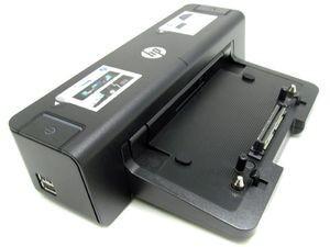 Docking station HP EliteBook A7E32AA 8440p 8470p 8540p 8560w 8770w 688169-001 foto