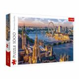 Cumpara ieftin Puzzle modern Priveliste cu raul Tamisa din Londra, 1000 piese, model Premium