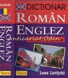 Dictionar Roman-Englez: 60.000 De Cuvinte - Leon Levitchi
