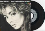 Sandra - We'll Be Together ('89 Remix) disc vinil single 7'' CITITI DESCRIEREA!