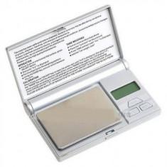Cantar de buzunar pentru bijuterii Profesional , precizie de cantarire 0,1 pana la 100g , afisaj LCD