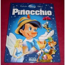 carte vintage povesti copii 2010,PINOCCHIO,DISNEY,EGMOND,Colectia CLASIC,T.GRAT foto