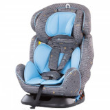 Scaun Auto 4 in 1 0-36 kg Sky Blue, Chipolino