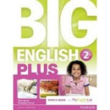 Big English Plus 2 Pupils' Book with MyEnglishLab Access Code Pack - Mario Herrera