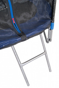 Trambulina cu plasa de protectie si scarita Sportmann 244 cm