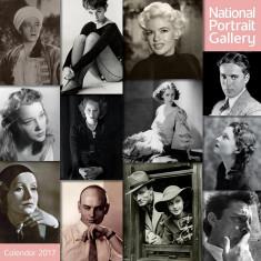 Calendar 2017 - National Portrait Gallery | Flame Tree Publishing