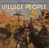 VINIL  Village People – Cruisin' - (VG) -
