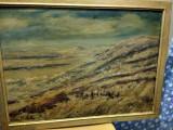 Pictori străini, Marine, Ulei, Abstract