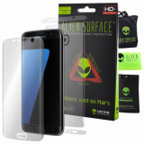 Folie Alien Surface HD Samsung GALAXY S7 Edge protectie ecran, spate, laterale