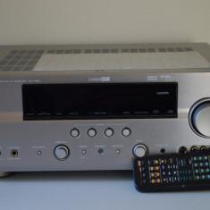 Amplificator Yamaha RX V 661 cu HDMI si Telecomanda