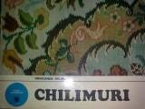 carte veche lucru manual,CHILIMURI de SMARANDA SBURLAN ,1979,T.GRATUIT