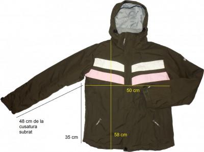 Geaca ski schi GIMIK membrana, impecabila (dama S) cod-446093 foto