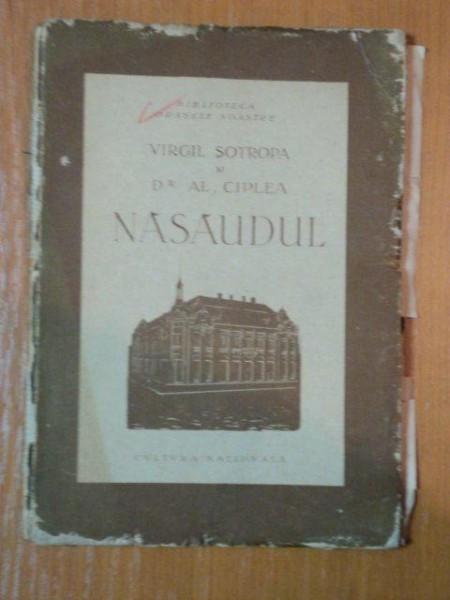 NASAUDUL de VIRGIL SOTROPA, AL. CIPLEA, 1924