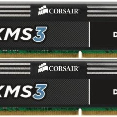 Memorie Ram 8GB DDR3 radiator Kit (2 x 4GB ) Corsair CMX8GX3M2A1333C9 1333Mhz