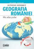 Geografia Romaniei. Mic atlas scolar, Corint