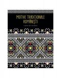Motive tradiționale românești. Carte de colorat