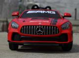 Masinuta electrica pentru copii Mercedes GT-R AMG cu Telecomanda #DTM