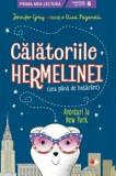 Calatoriile Hermelinei. Aventuri la New York/Jennifer Gray, Litera
