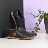 Cumpara ieftin Pantofi Casual Spon Albastri Inchis 36 Albastru Inchis