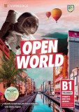 Open World Preliminary B1 Self-Study Pack (Student's Book with answers and Workbook with answers with audio)