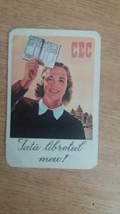 CCO - CALENDARE FOARTE VECHI - ANUL 1972 - NR 3