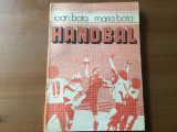 handbal pregatirea si formarea echipelor de performanta ioan maria bota 1987 RSR