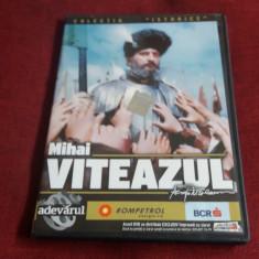 FILM DVD MIHAI VITEAZUL
