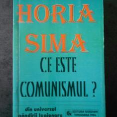 HORIA SIMA - CE ESTE COMUNISMUL ?