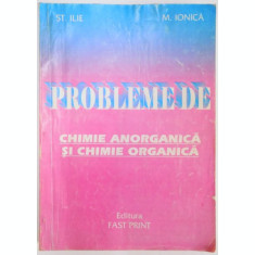 PROBLEME DE CHIMIE PENTRU CLASELE a IX - a SI a X - a de STEFAN ILIE , MARIN IONICA
