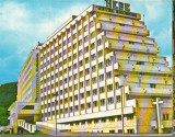 CPIB 15334 - CARTE POSTALA - SANGEORZ BAI. HOTEL HEBE