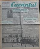 Cuvantul , ziar al miscarii legionare , 8 ianuarie 1941