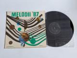 Melodii '87 -  disc vinil, vinyl , LP nou